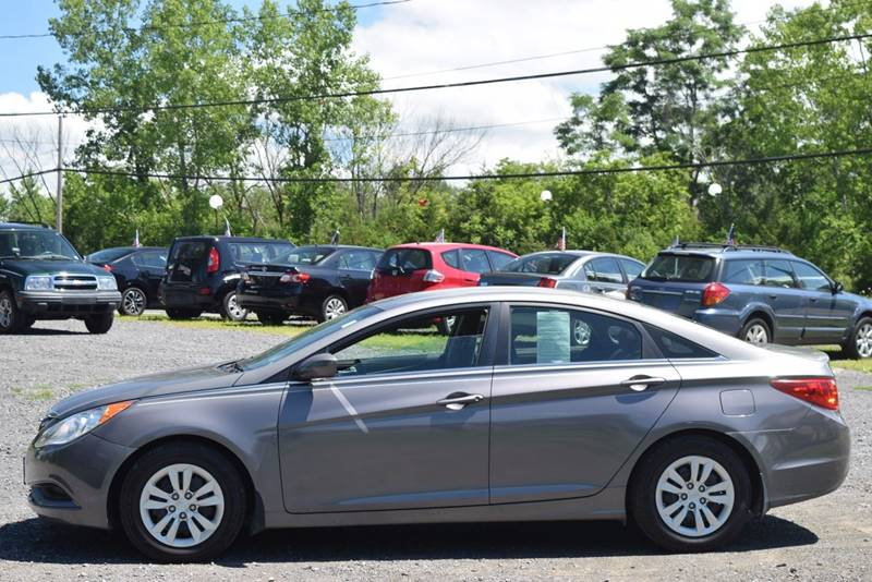 2011 Hyundai Sonata For Sale At GREENPORT AUTO In Hudson NY