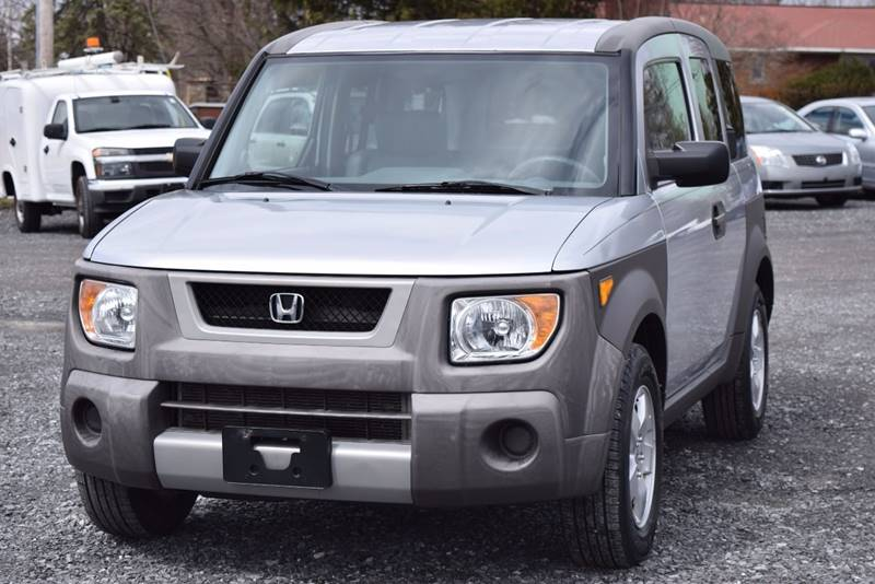 2004 Honda Element For Sale At GREENPORT AUTO In Hudson NY