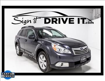 2011 Subaru Outback for sale in Denton, TX