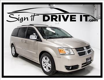 2008 Dodge Grand Caravan for sale in Denton, TX
