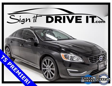 2014 Volvo S60 for sale in Denton, TX