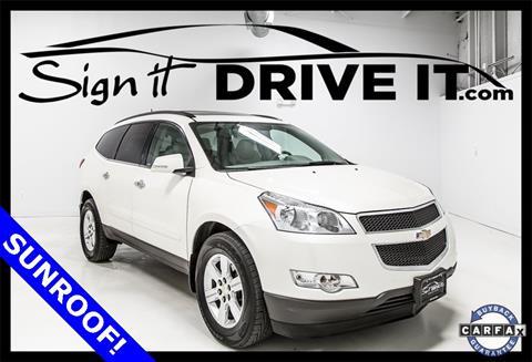 2012 Chevrolet Traverse for sale in Denton, TX