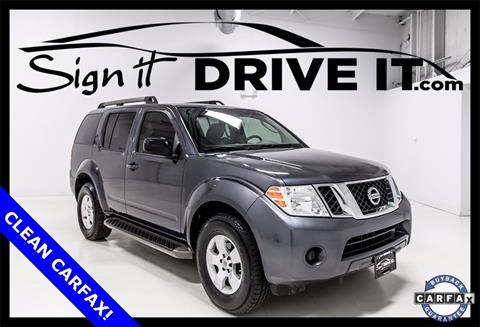 2012 Nissan Pathfinder for sale in Denton, TX