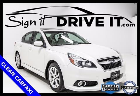 2013 Subaru Legacy for sale in Denton, TX