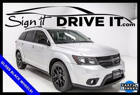 2014 Dodge Journey for sale in Denton, TX