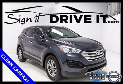2014 Hyundai Santa Fe Sport for sale in Denton, TX