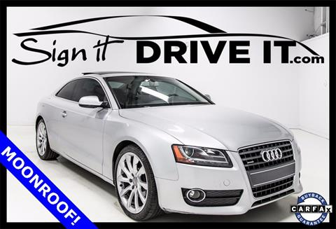 2010 Audi A5 for sale in Denton, TX