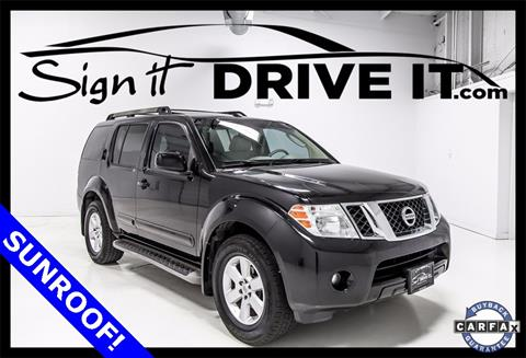 2008 Nissan Pathfinder for sale in Denton, TX