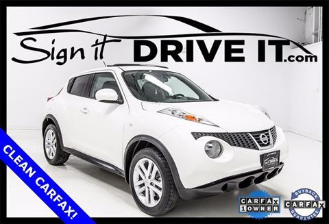 2013 Nissan JUKE for sale in Denton, TX