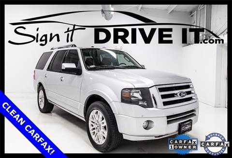 2012 Ford Expedition for sale in Denton, TX