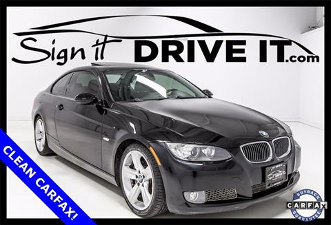 2009 BMW 3 Series for sale in Denton, TX