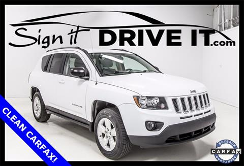 2015 Jeep Compass for sale in Denton, TX