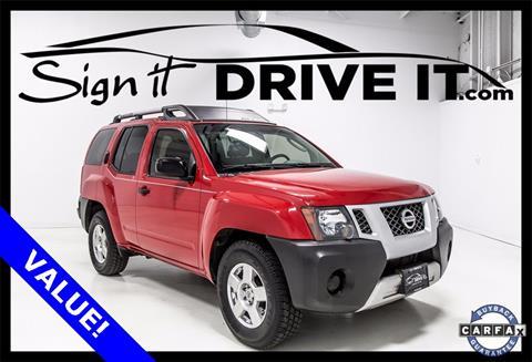 2009 Nissan Xterra for sale in Denton, TX