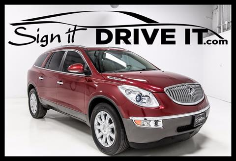 2012 Buick Enclave for sale in Denton, TX