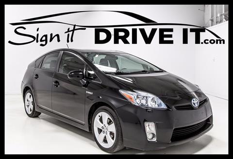 2011 Toyota Prius for sale in Denton, TX