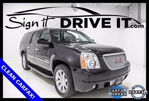 2013 GMC Yukon XL for sale in Denton, TX