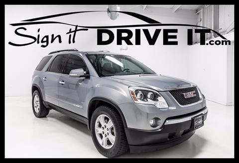 2008 GMC Acadia for sale in Denton, TX