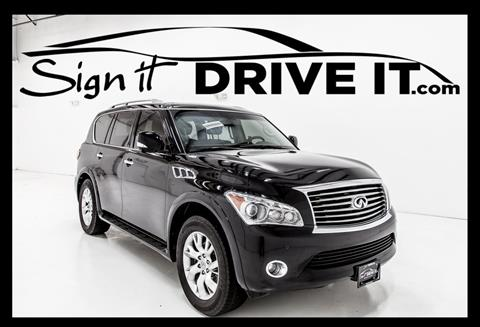 Infiniti Qx56 For Sale In High Point Nc Carsforsale