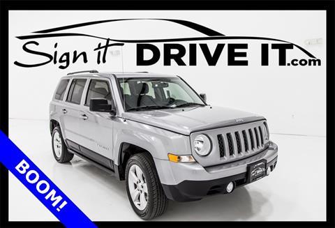 2016 Jeep Patriot for sale in Denton, TX