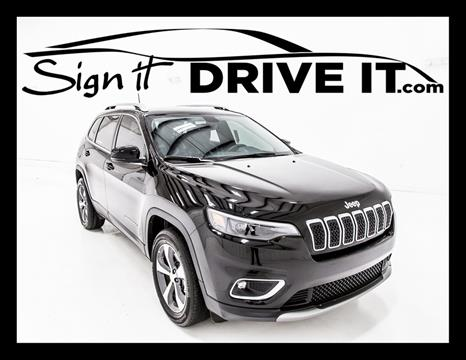 2019 Jeep Cherokee for sale in Denton, TX