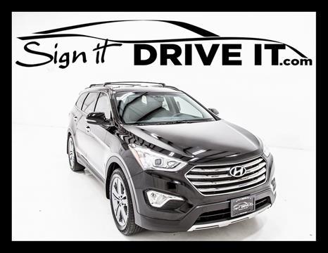 2016 Hyundai Santa Fe for sale in Denton, TX