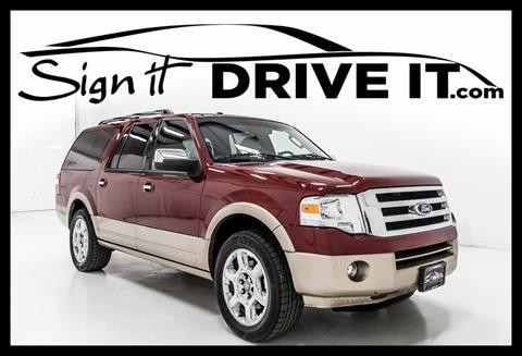 2013 Ford Expedition EL for sale in Denton, TX