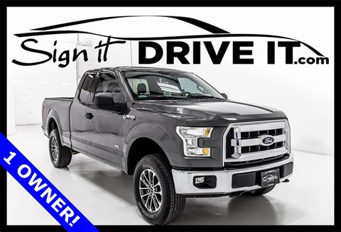 2015 Ford F-150 for sale in Denton, TX