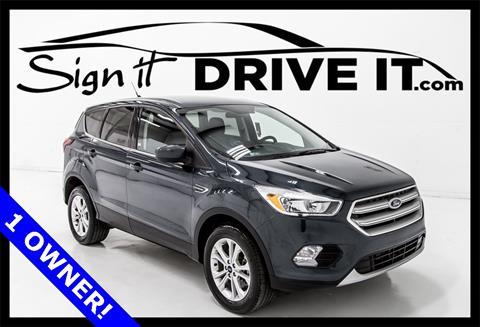 2019 Ford Escape for sale in Denton, TX