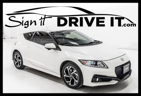 2016 Honda CR-Z for sale in Denton, TX