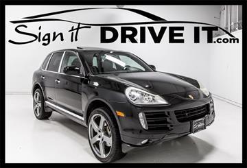 2009 Porsche Cayenne for sale in Denton, TX