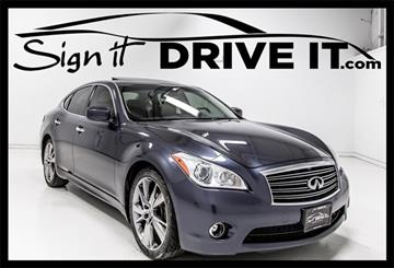 2011 Infiniti M56 for sale in Denton, TX