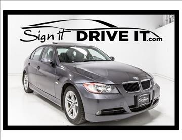2008 BMW 3 Series for sale in Denton, TX