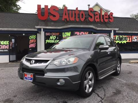 2008 Acura RDX for sale in Baltimore, MD