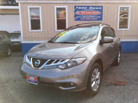 2012 Nissan Murano for sale in Baltimore, MD