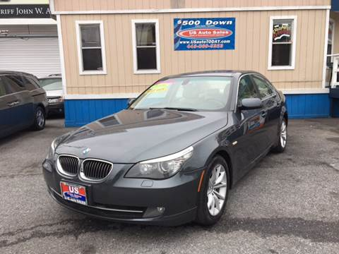 2008 BMW 5 Series for sale in Baltimore, MD