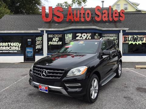 2014 Mercedes-Benz M-Class for sale in Baltimore, MD