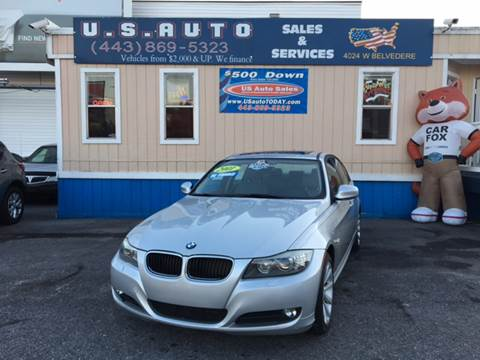 2011 BMW 3 Series for sale in Baltimore, MD