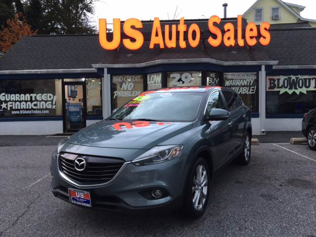 2013 Mazda CX 9 For Sale At US AUTO SALES In Baltimore MD