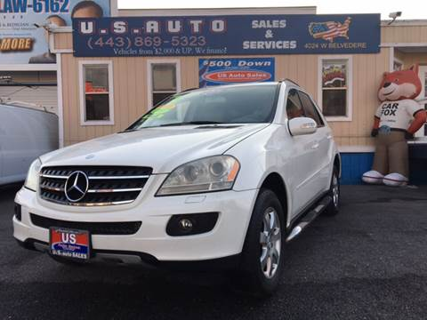 Used mercedes benz m class for sale in baltimore md for Used mercedes benz for sale in md