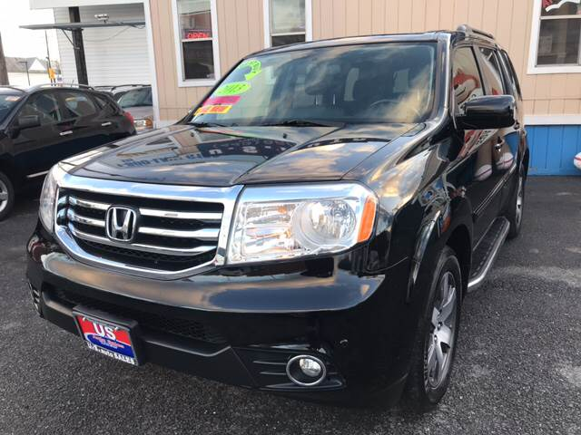 Awesome 2013 Honda Pilot For Sale At US AUTO SALES In Baltimore MD