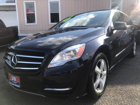 High Quality 2012 Mercedes Benz R Class For Sale In Baltimore, MD