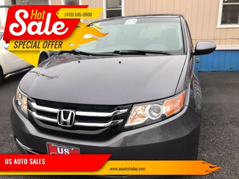 Honda For Sale in Baltimore, MD - US AUTO SALES