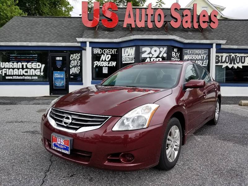 US AUTO SALES - Used Cars - Baltimore MD Dealer
