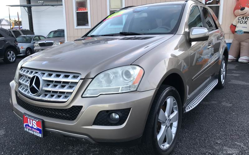 2010 Mercedes Benz M Class Ml 350 4matic In Baltimore Md Us Auto