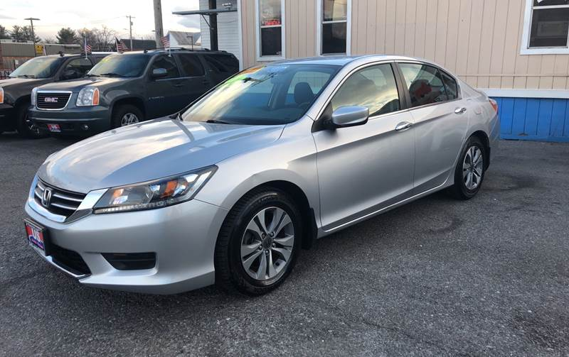 2014 Honda Accord Lx In Baltimore Md Us Auto Sales