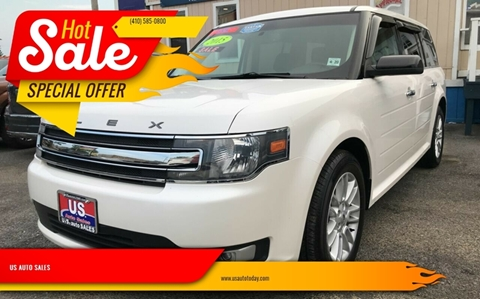 2015 Ford Flex for sale in Baltimore, MD