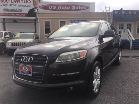 2007 Audi Q7 for sale at US AUTO SALES in Baltimore MD