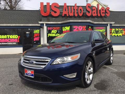 2011 Ford Taurus for sale at US AUTO SALES in Baltimore MD