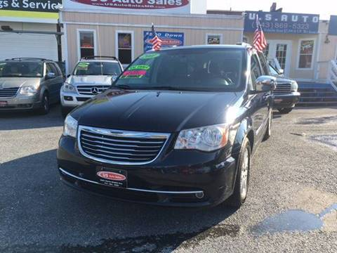 2011 Chrysler Town and Country for sale in Baltimore, MD
