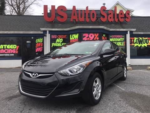 2014 Hyundai Elantra for sale in Baltimore, MD